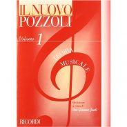Ricordi Il Nuovo Pozzoli: Teoria Musicale Volume 1