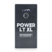 0 Rockboard - Power LT XL Alimentatore ricaricabile per pedali, Power bank, Carbon