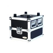 RockCase RC 27162/50 - Flight Case per Vinili 50/50 - 100 LP