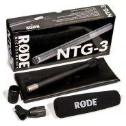 Rode NTG-3 - Microfono a Fucile Shotgun RF-Bias