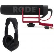 Rode VideoMic Go Bundle
