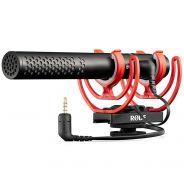 Rode VideoMic NTG - Microfono Shotgun Mezzo Fucile a Batteria per Camera/Boradcast
