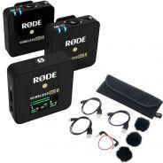 Microfono Wireless Digitale Rode Wireless GO II 08