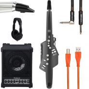 Roland AE 10G Bundle - Aerofono Digitale con Accessori