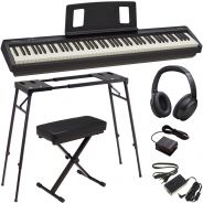 Roland FP 10 Black Pack - Pianoforte Digitale / Supporto / Panchetta / Cuffie