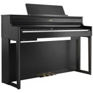 Roland HP704 Charcoal Black - Pianoforte Digitale 88 Tasti