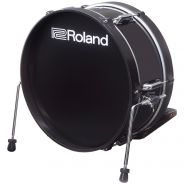 Roland KD180L Black - Grancassa Cassa Kick Drum Elettronica per V-Drum Acoustic Design