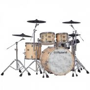 Batteria Elettronica Acoustic Design Roland VAD706 Gloss Natural