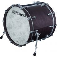 "Grancassa Elettronica 22"" Roland KD-222 Gloss Ebony"