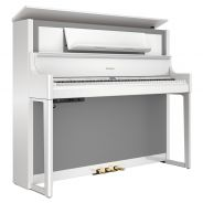 Roland LX708 Polished White - Pianoforte Digitale 88 Tasti