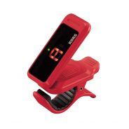KORG PITCHCLIP RD Accordatore Cromatico Clip-On Rosso Limited Edition
