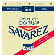 Savarez 500CR - Set Muta 6 Corde per Chitarra Classica Tensione Normale