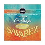 Savarez 510MRJP Cantiga Set Corde Tensione Mista per Chitarra Classica