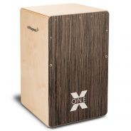 Schlagwerk CP150 X-One Vintage Walnut - Cajon per Principianti