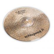 Schlagwerk CS12 - Cajon Splash 12 Pollici Cymbal