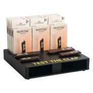 Schlagwerk MCPOS1 - Espositore MultiClap con 9x MC 40