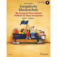 Schott Music Europäische Klavierschule 1