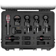 sE Electronics V Pack Arena - Kit Set 7 Microfoni per Batteria