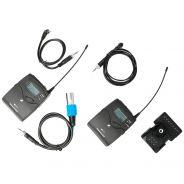 Sennheiser ew 112P G4 GB-Band - Radiomicrofono UHF con Lavalier