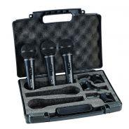 0 SOUNDSATION - Set 3 Microfoni dinamici VOCAL 300 PRO