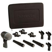 Shure DMK57-52 - Set 4 Microfoni per Batteria Acustica