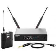 Shure QLXD14E - Sistema Wireless Senza Fili per Chitarra, Basso e Strumenti