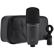 Shure SM27 - Microfono a Condensatore Professionale Diaframma Largo