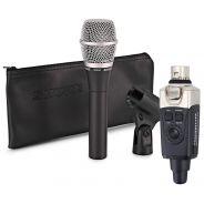 Shure SM86 con Adattatore Wireless per Microfoni a Condensatore XVive U3C