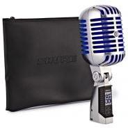 Shure Super 55 Deluxe - Microfono Classico Vintage per Canto