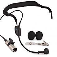 Shure WH20 XLR - Microfono ad Archetto Headset con Connettore XLR