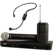 Shure BLX1288E/P31 M17 - Radiomicrofono Wireless Palmare e Archetto
