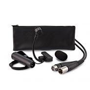 Shure PGA98H XLR - Microfono a Clip per Strumenti a Fiato