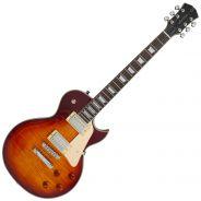 Chitarra Elettrica Tipo Gibson Les Paul Sire Guitars Larry Carlton L7 Tobacco Sunburst