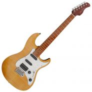 Chitarra Elettrica Tipo Fender Stratocaster Sire Guitars Larry Carlton S7 FM Natural