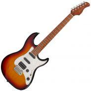 Chitarra Elettrica Tipo Fender Stratocaster Sire Guitars Larry Carlton S7 Tobacco Sunburst