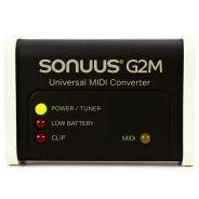 SONUUS G2M V3 - Convertitore Universale Audio/MIDI Versione 3_front