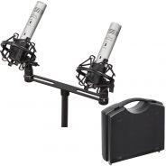 SOUNDSATION PCM-8000 MATCH - Microfoni A Condensatore Con Diaframma Piccolo Accoppiati