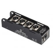 SOUNDSATION SPBX-4X3M - Split Box DMX RJ45 Con 4 Canali Multi-core System XLR Maschio
