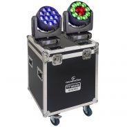 SOUNDSATION THESIS 1240RZ SET - Set 2 Teste Mobili THESIS 1240RZ In Flight Case