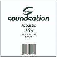 Soundsation BW039 Corda Singola per Chitarra Acustica 039