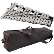 Soundsation Metallofono Professionale 30 Note con Borsa
