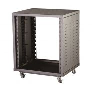SOUNDSATION Cabinet Rack 19 con Ruote 12U