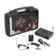 SOUNDSATION WF-U11PC - Radiomicrofono UHF Plug&Play / Headset02