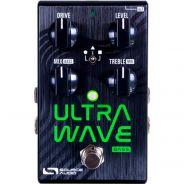 Pedale Overdrive e Tremolo per Basso Source Audio Ultra Wave Bass