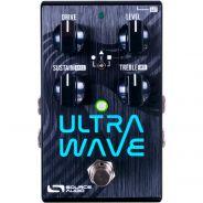 Pedale Overdrive e Tremolo Source Audio Ultra Wave Guitar