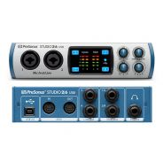 PRESONUS STUDIO 2 | 6 - Interfaccia Audio MIDI / USB 2 in / 6 Out