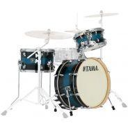 Tama CL30VS Mod Blue Duco - Batteria Acustica Superstar Classic Neo-Mod 3 Pezzi
