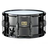 Tama LST158 Big Black Steel - Rullante per Batteria 15x8