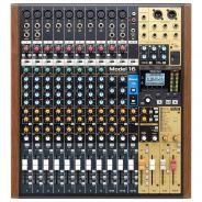 1 Tascam Model 16 Mixer Analogico