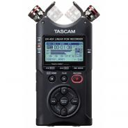 Tascam DR-40X - Registratore Digitale 4 Tracce